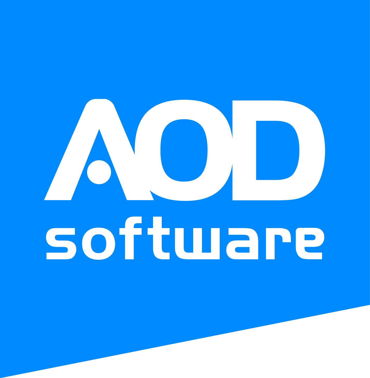 AOD Software Logo