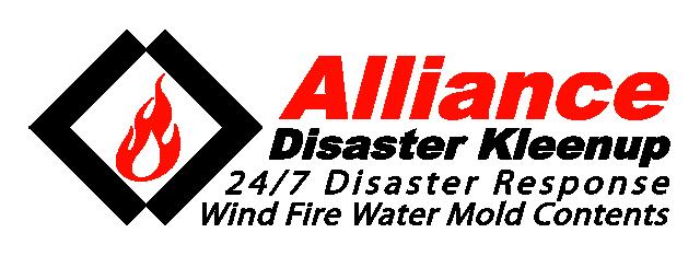 Alliance Disaster Kleenup Logo