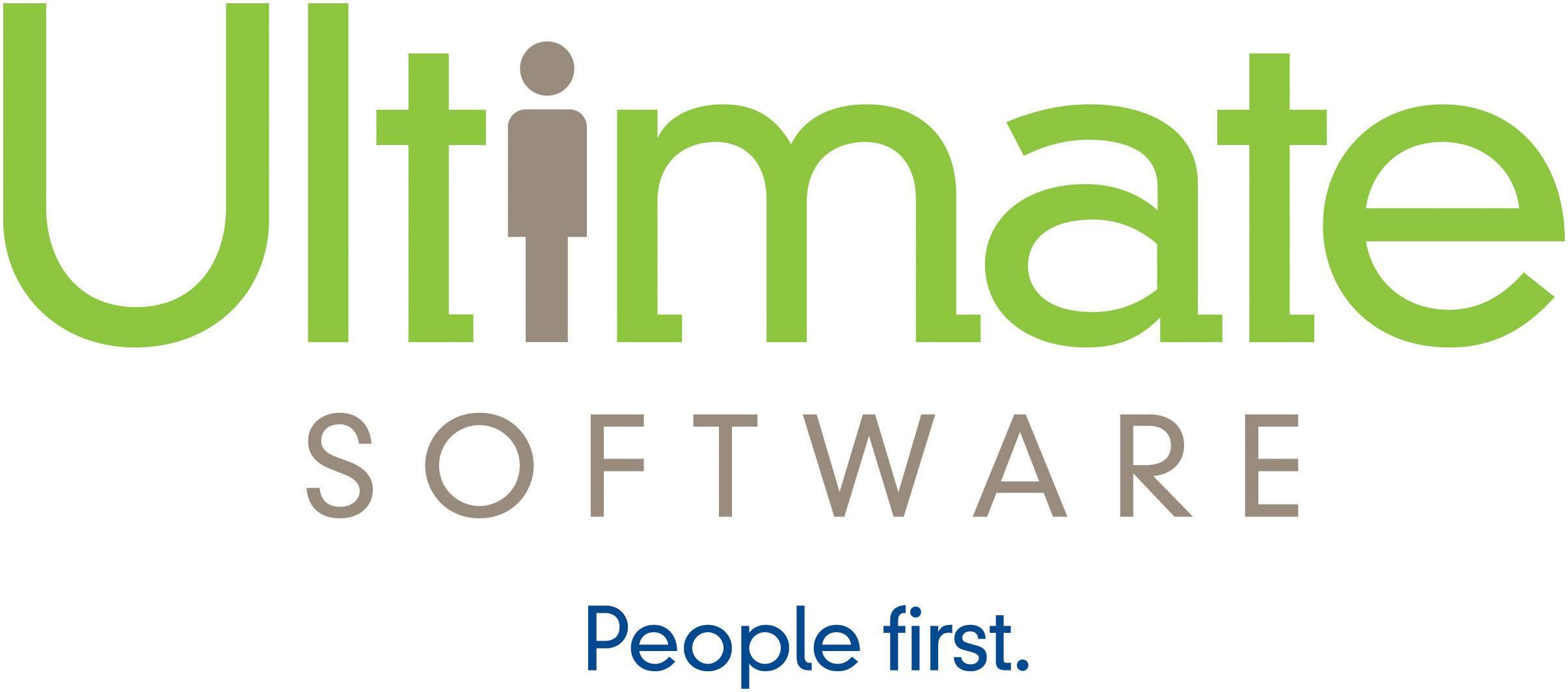ULTIMATE SOFTWARE Logo