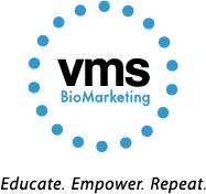 VMS BioMarketing Logo