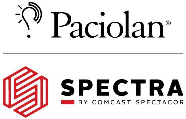 Spectra Ticketing & Fan Engagement, Formerly Paciolan Logo