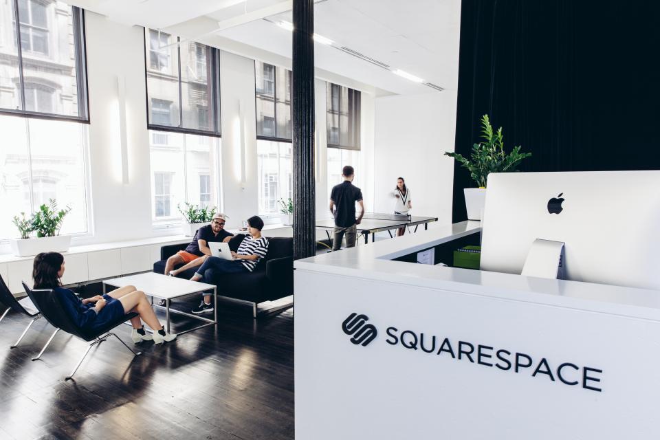 Squarespace Employee Photo