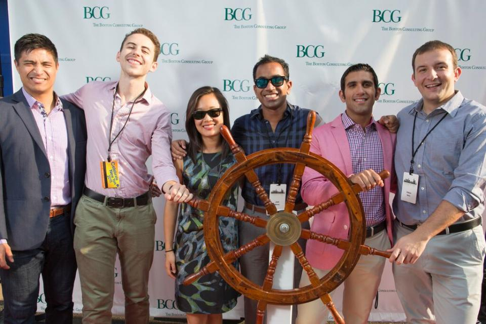 The Boston Consulting Group, Inc. Employee Photo
