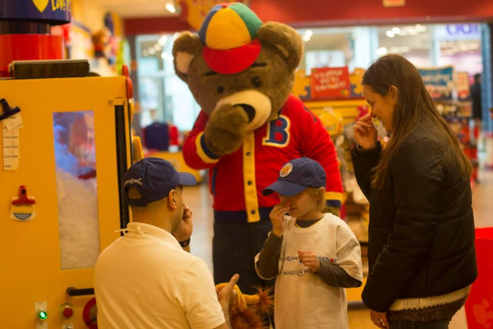 Build-A-Bear Workshop Employee Photo