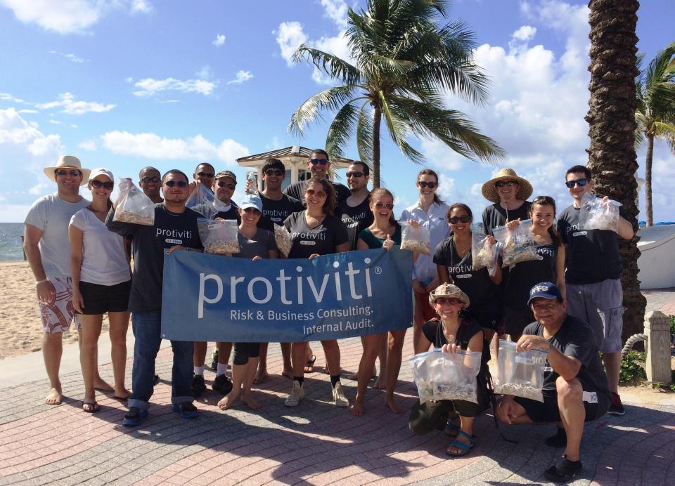 Protiviti Inc. Employee Photo