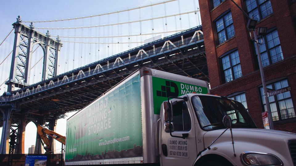 Dumbo Moving and Storage Employee Photo