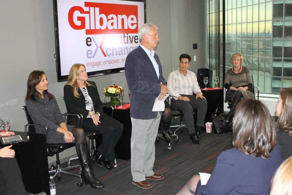 Gilbane Womens Forum in NYC