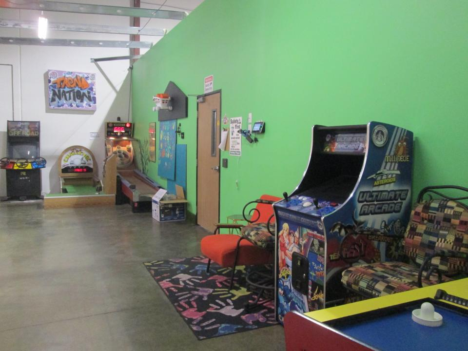Trend Nation Games Area
