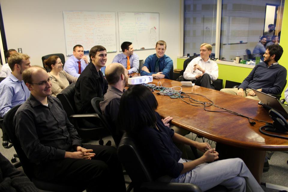 Monthly Team Meetings