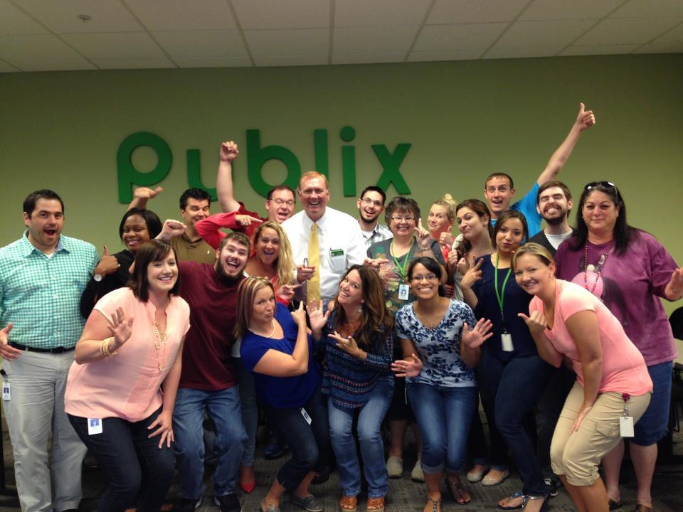 Publix Super Markets Inc. Employee Photo