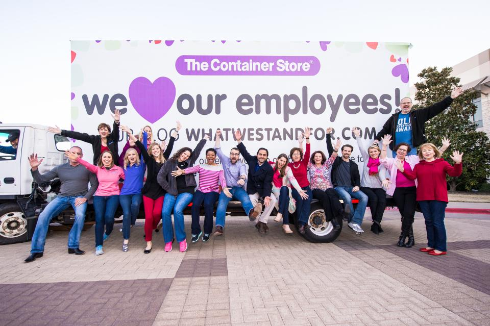 The Container Store Employee Photo