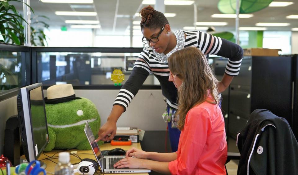 Google Employee Perks