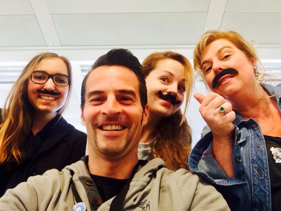 NetApp Movember