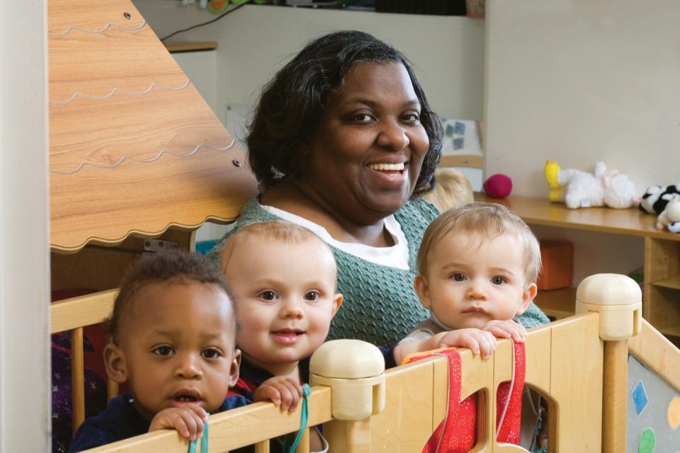 Bright Horizons Family Solutions Employee Photo