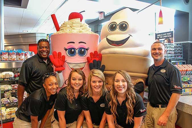 We love QT icecream!