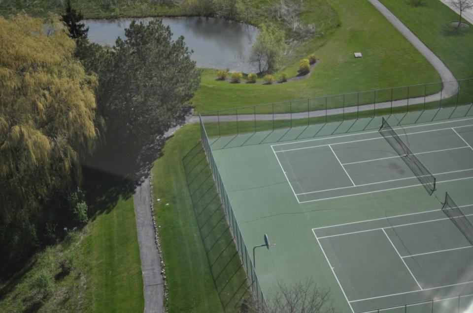 Fit Club | Walking Path/Tennis Courts