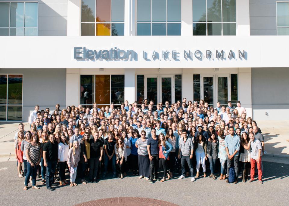Elevation Church Employee Photo