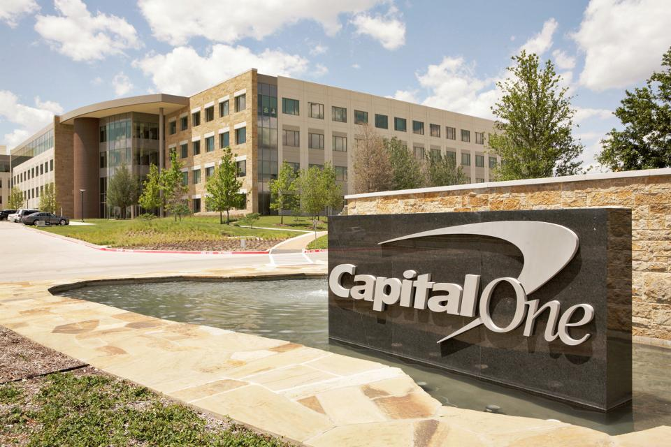 Capital One CIO Competes With Silicon Valley for Tech Talent