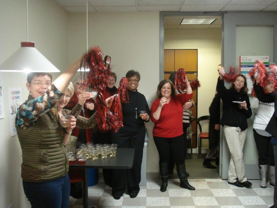 There is always something to celebrate at Baker Donelson!