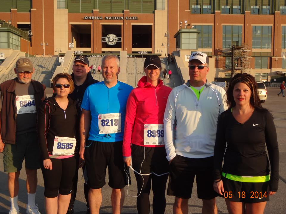 Half Marathon Team