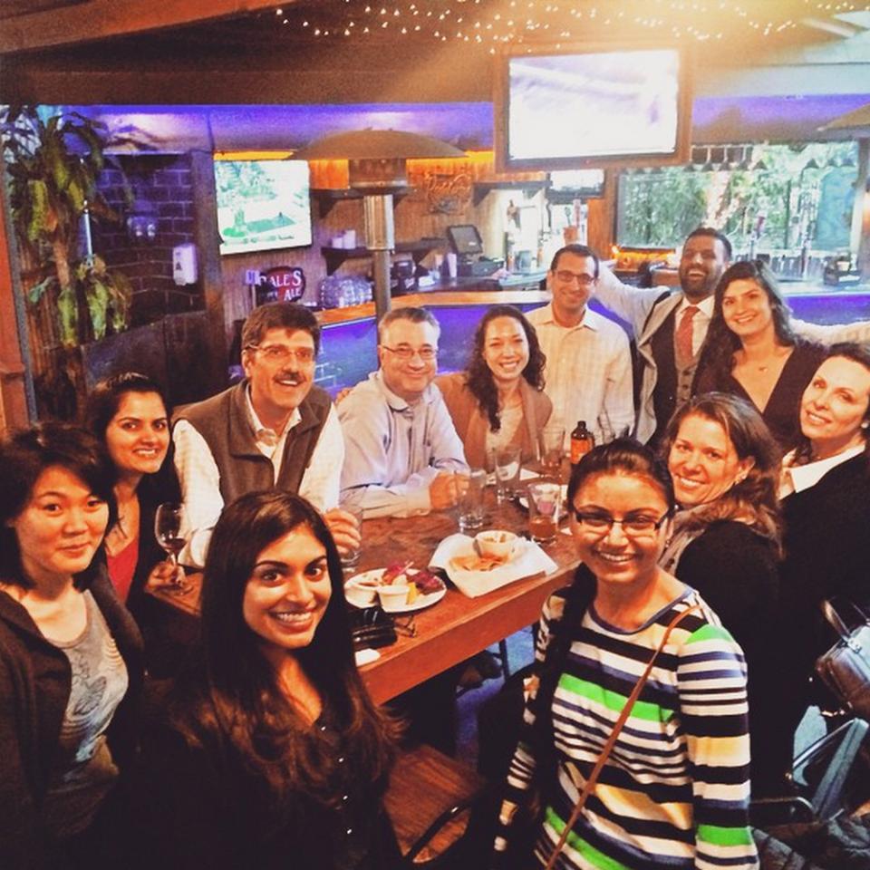 Happy Hour in Redwood City, CA
