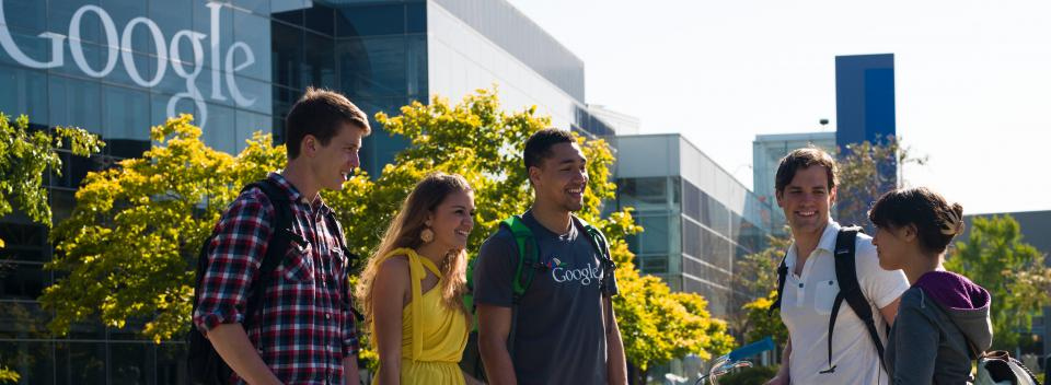 Google Inc. Employee Photo