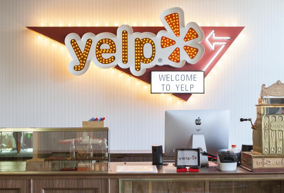 Yelp Inc Employee Photo