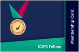 How to become a Professional Member of ICiPS logo image