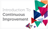 Introduction to continuous improvement; the basic principles. logo image