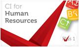 Continuous improvement for HR professionals logo image