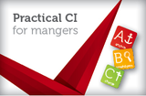 Practical CI for managers logo image