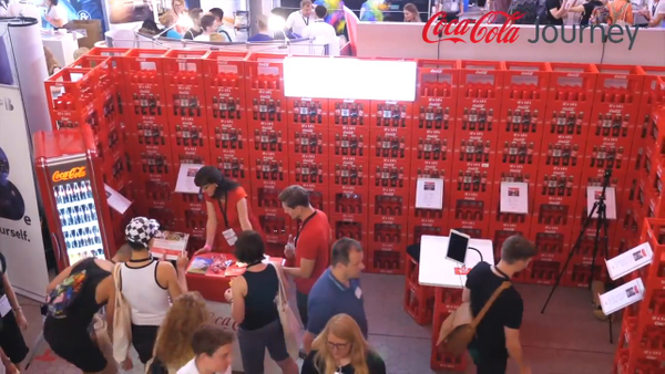 Coca cola deutschland: coca cola journey