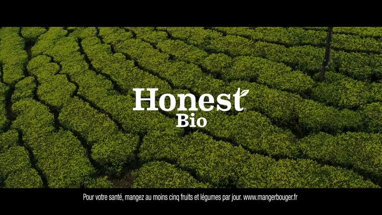 Publicité Honest