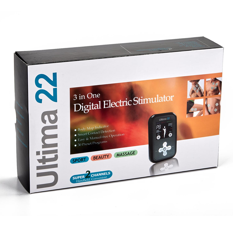 Ultima 22 (TENS/EMS/Massage)