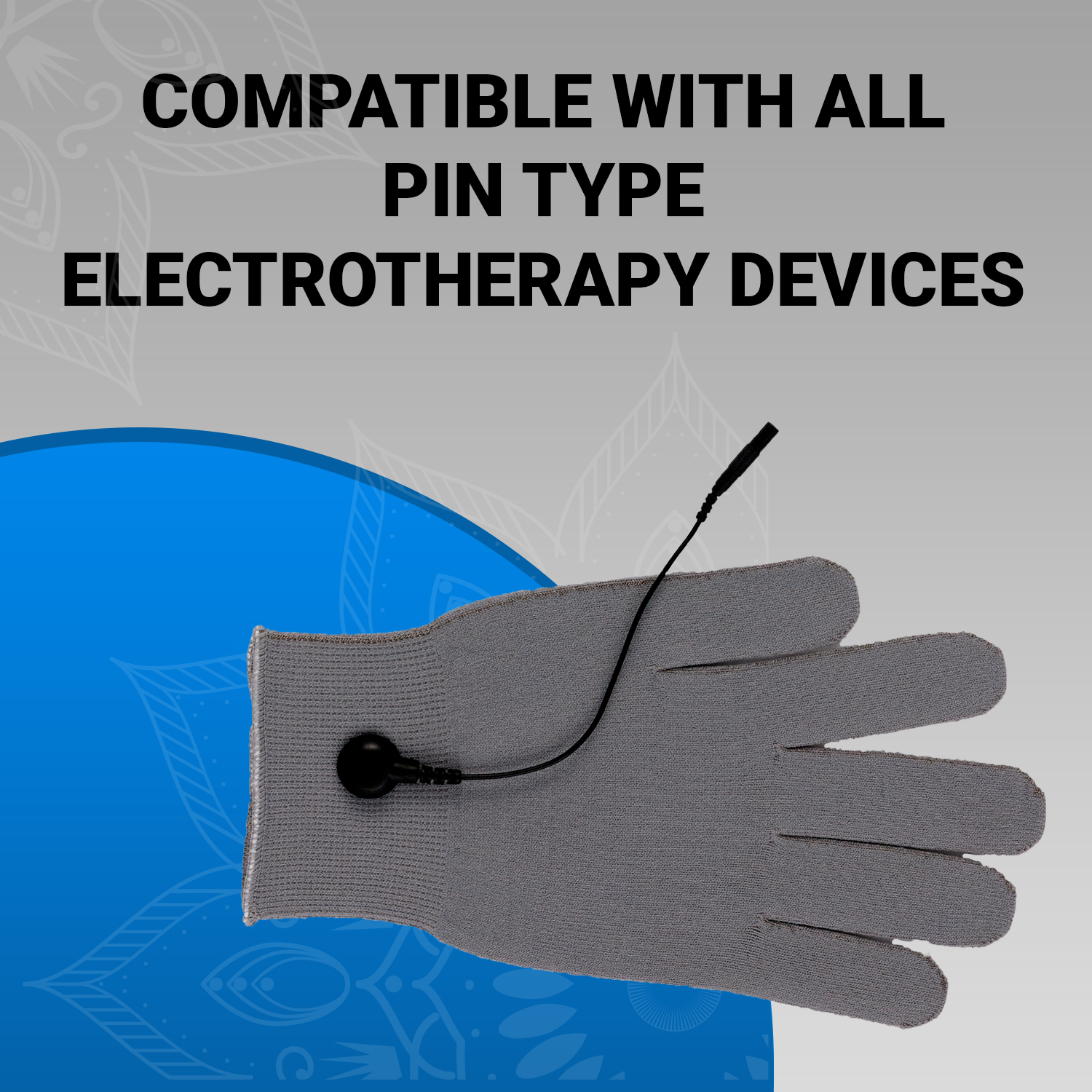 Electrotherapy Glove - one Size fits All