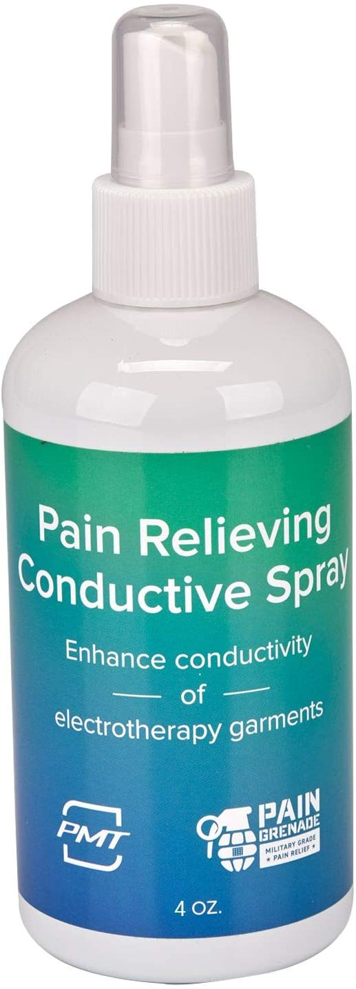 Pain Relieving Conductive Spray - 4 Oz