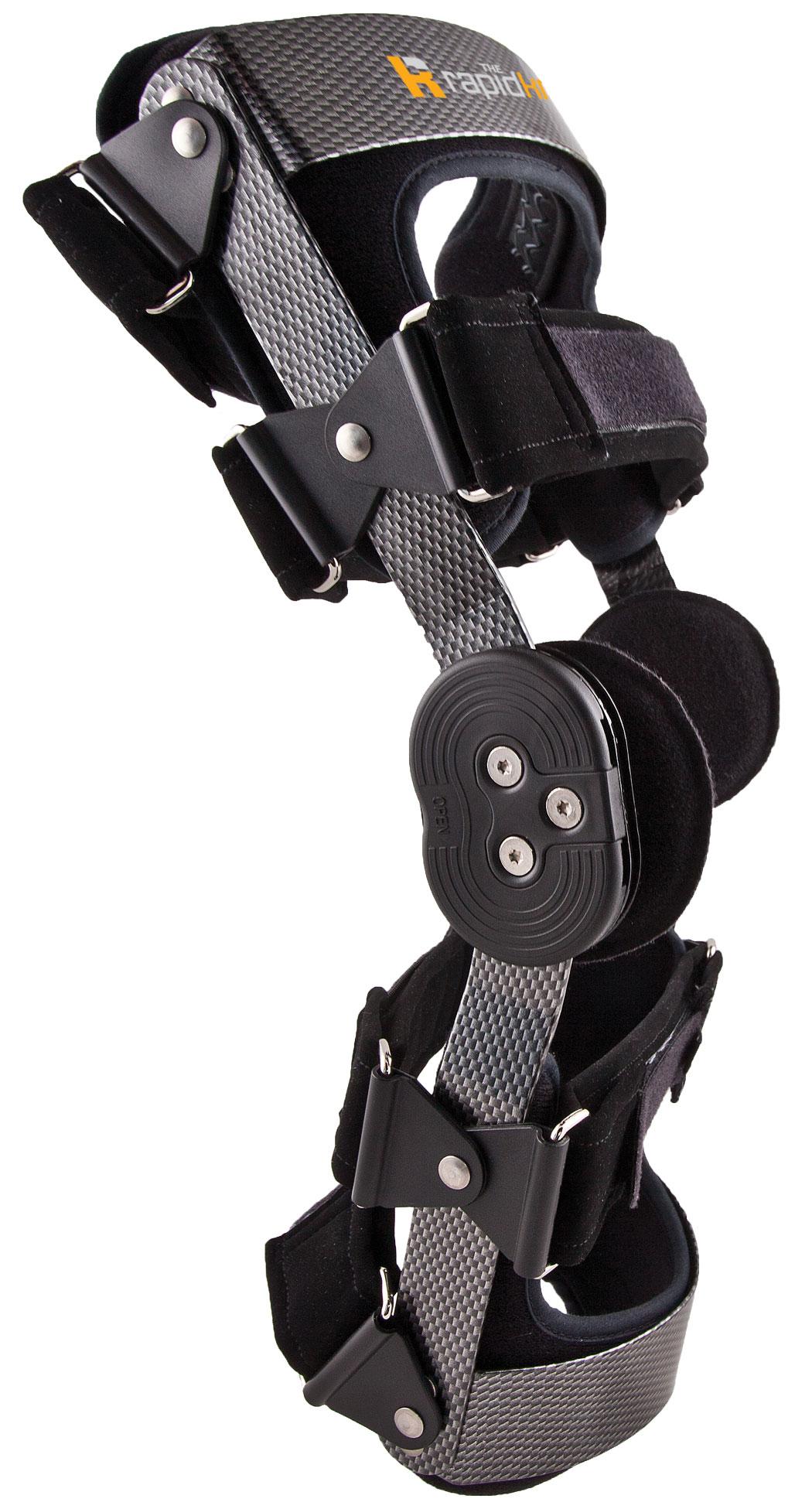 Rapid Knee L1845 (Rigid Wrap-on Knee brace)