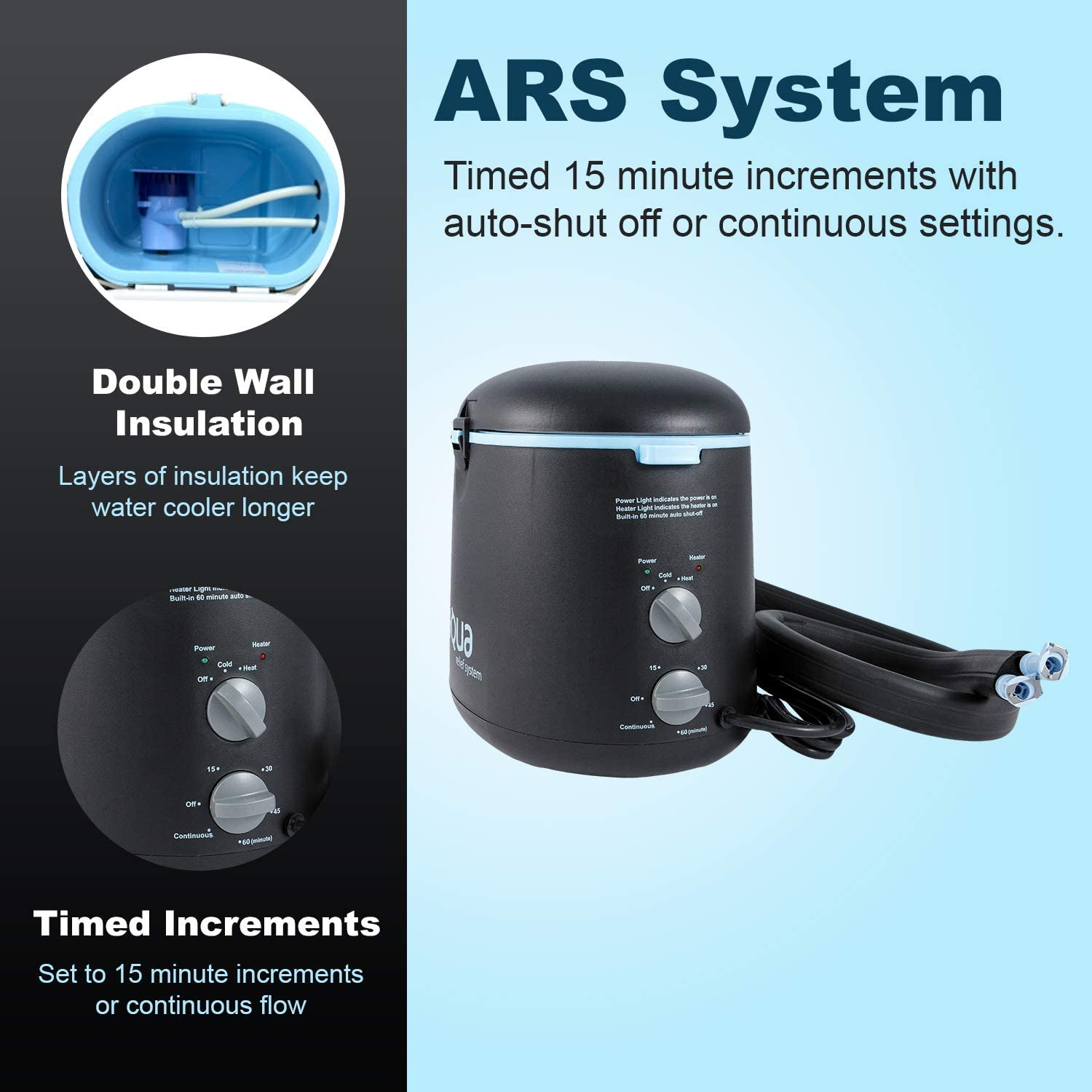 The Aqua Relief System knee pad only