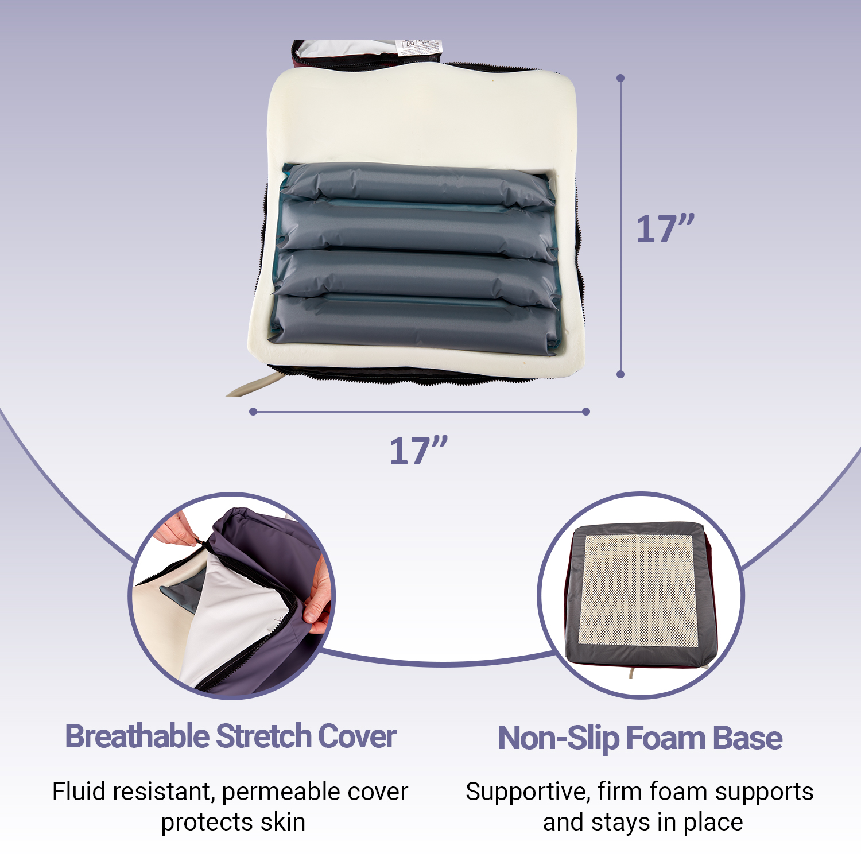 MobiCushion - Pneumatic Seat cushion