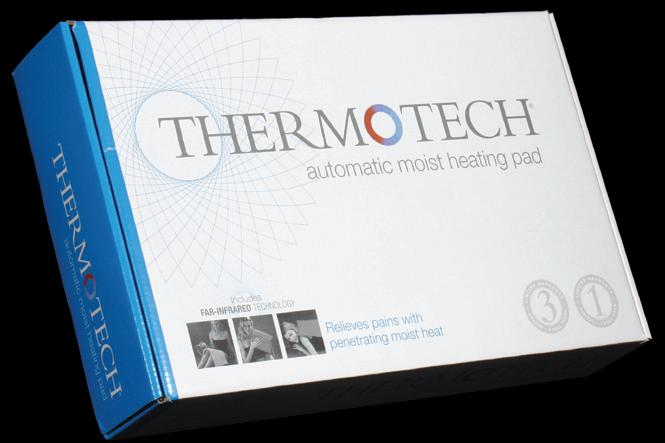 Thermotech Analogue Medical Grade Heating pad