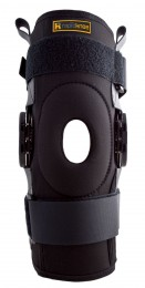 Spinal and knee bracing