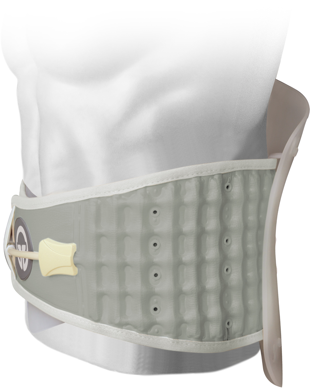 Theratrac LSO – Lumbar Decompression system with a posterior rigid support system