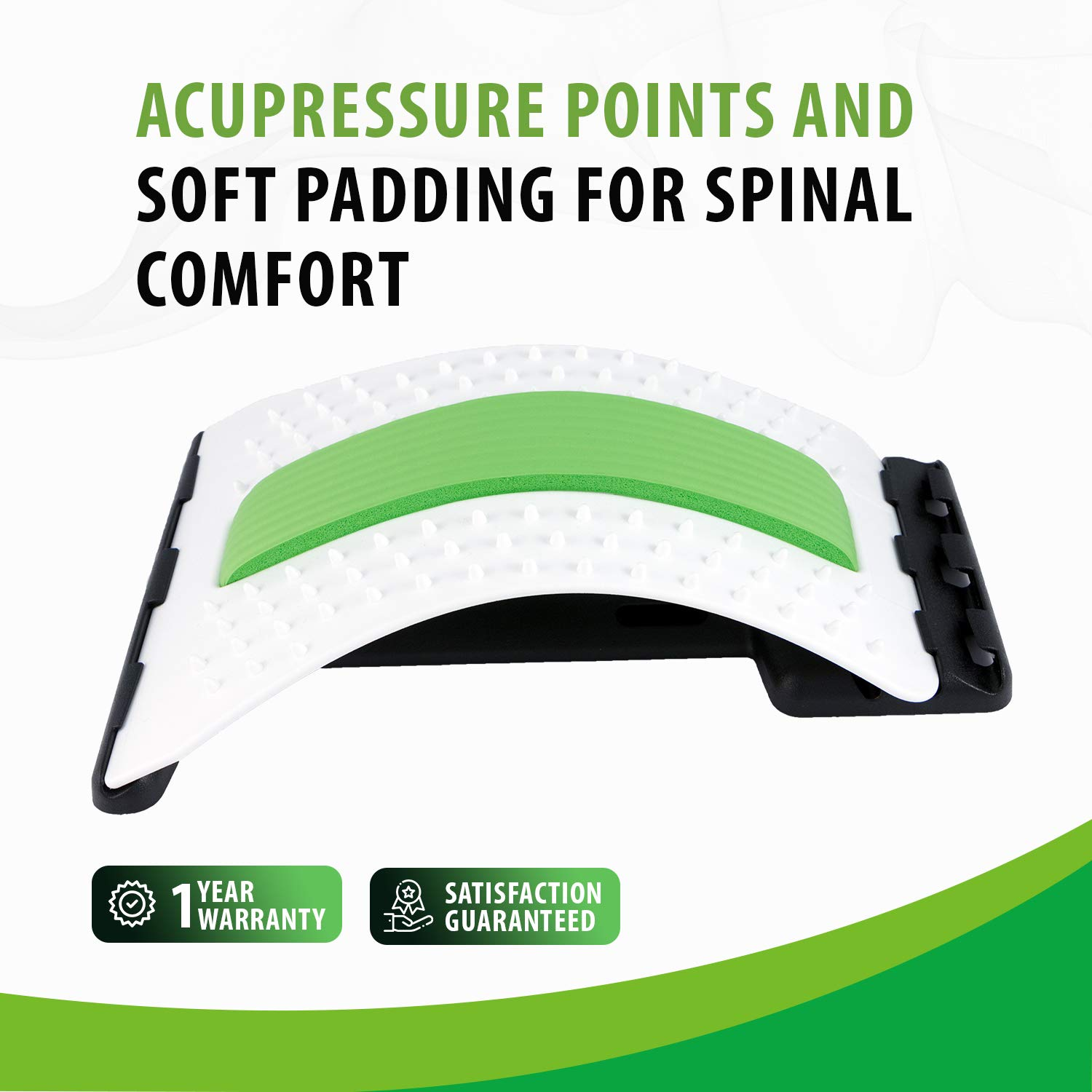 Ultimate Arch Spinal Traction Device