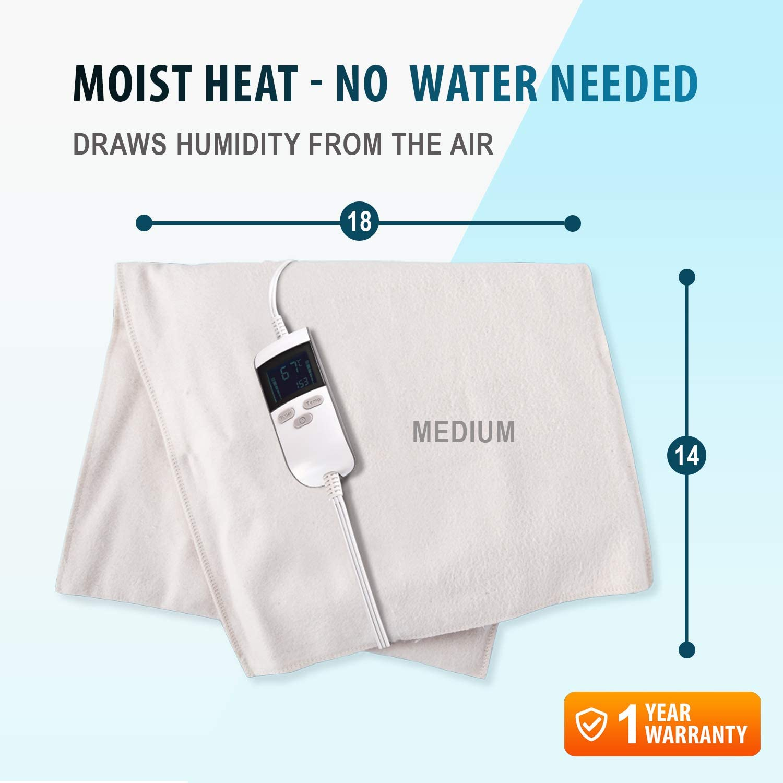 Thermorelief - Automatic Moist Digital Heat Pad