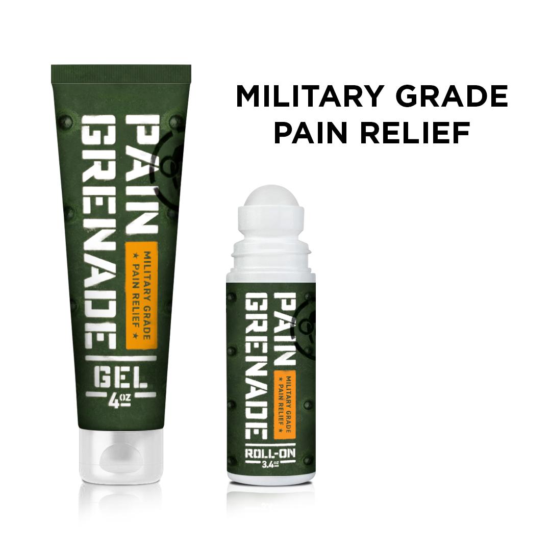 Pain grenade