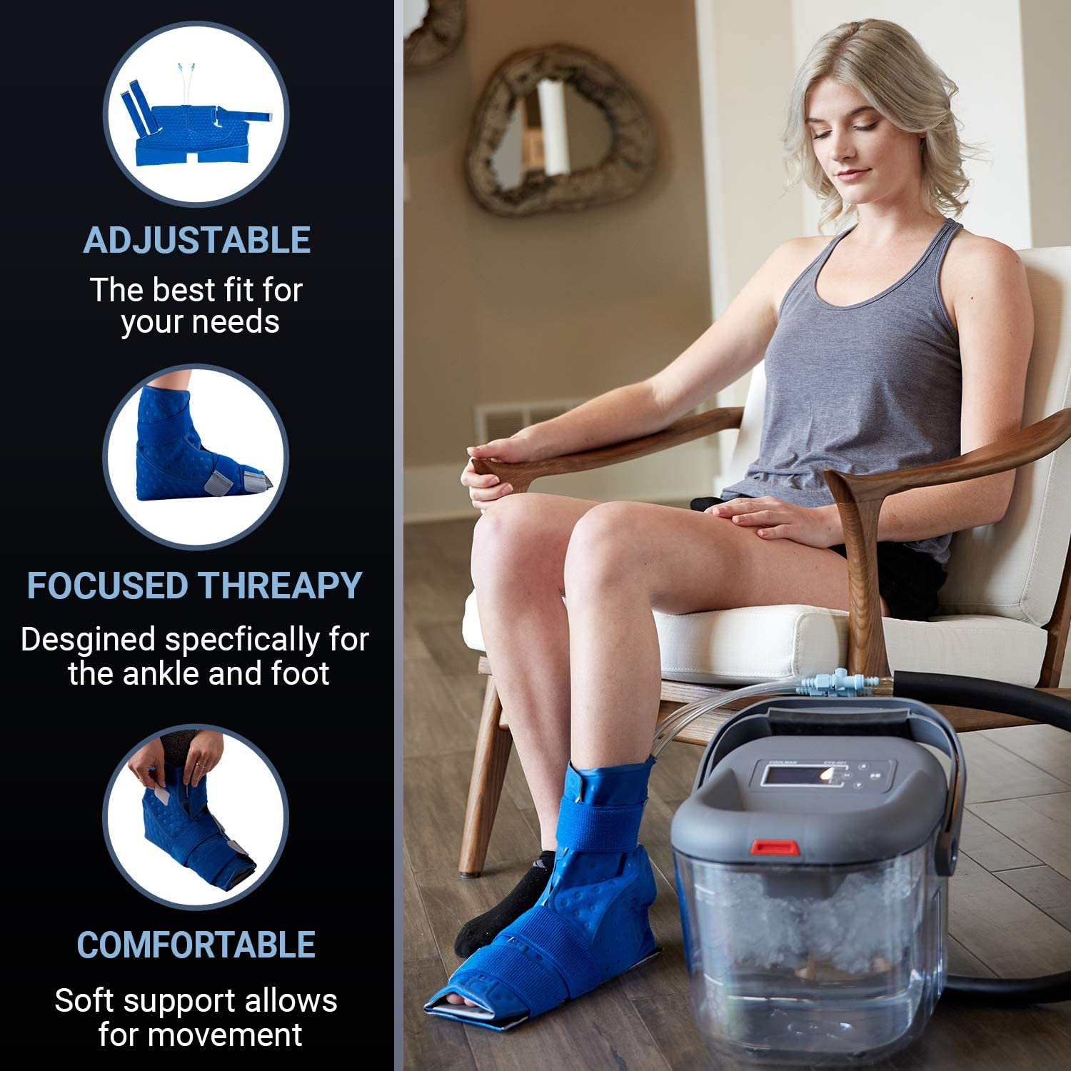 Ankle Cold Pad