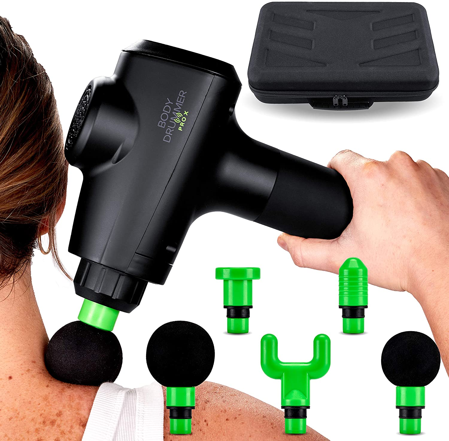 Body Drummer Pro X Percussion Massager