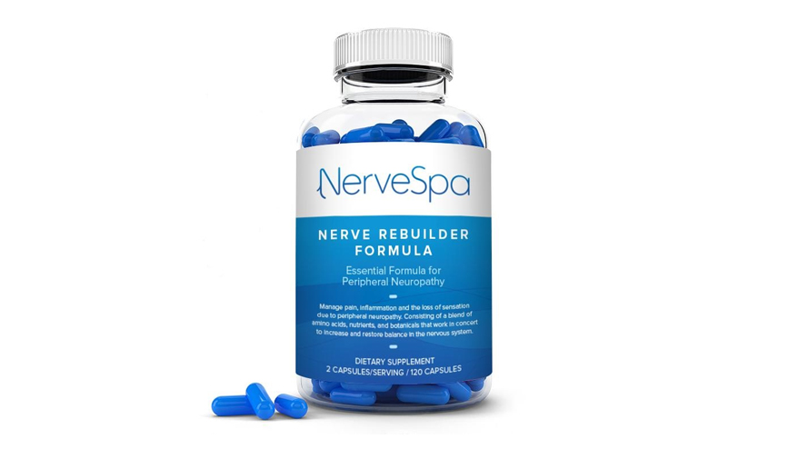 Nerve Spa performance Supplement