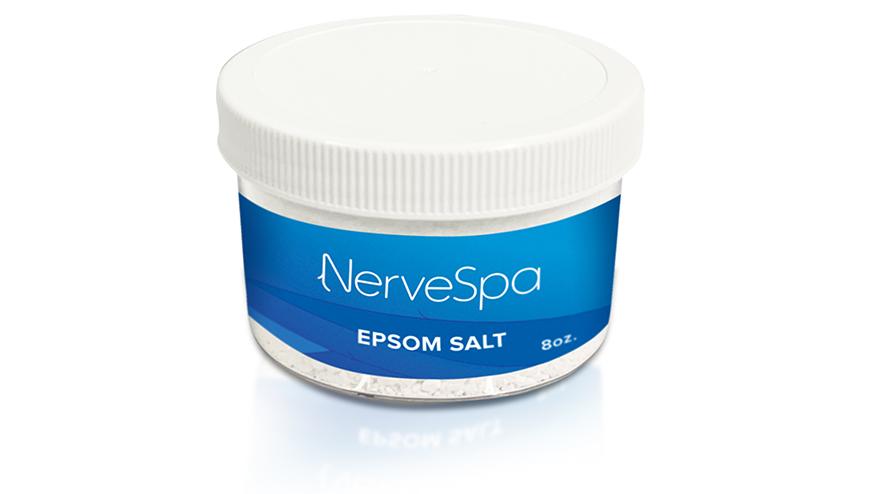 Epsom Salt - 8oz jar