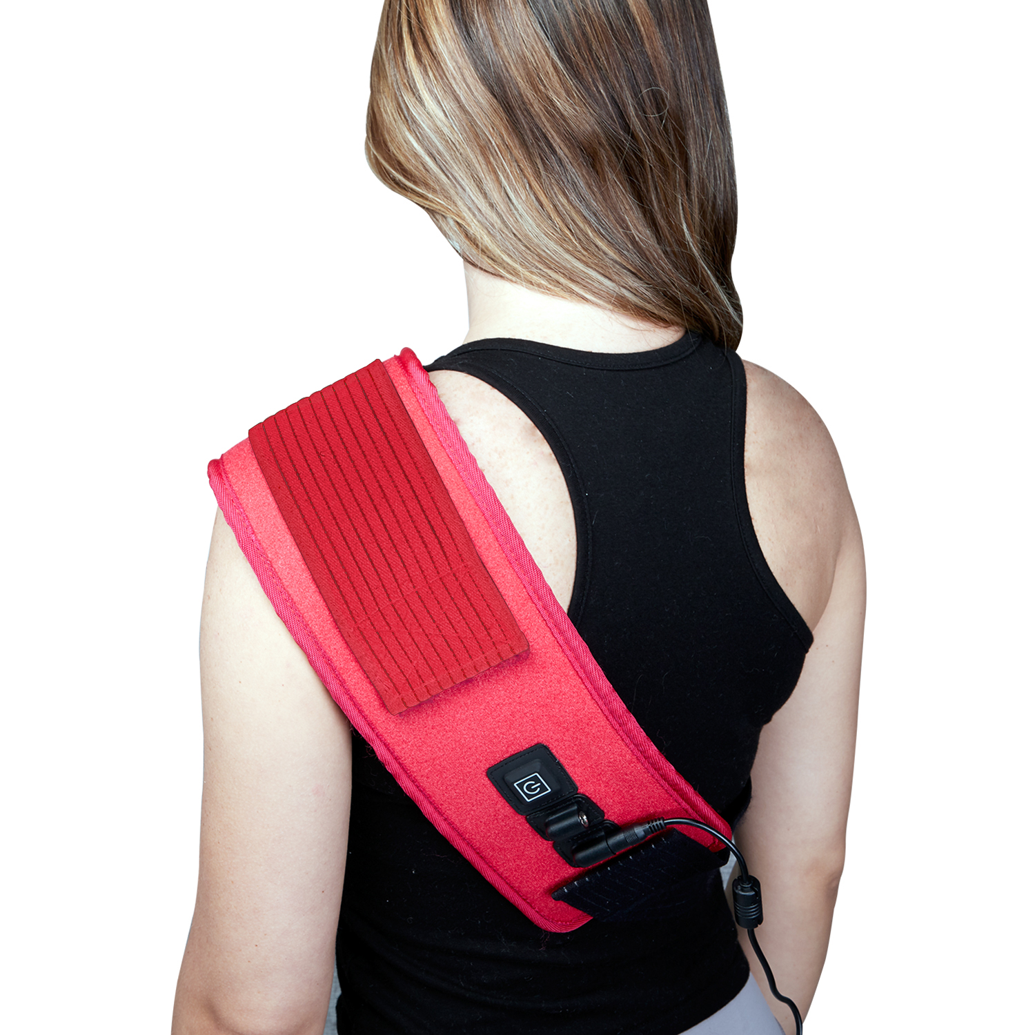 The NerveBeam LED Light Therapy Wrap - Red & Infrared light therapy - 1 pair